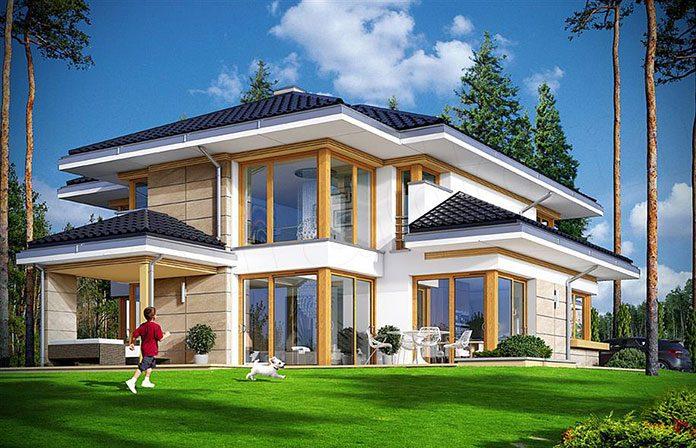 Domy idealne dla rodzin dużych i wielopokoleniowych