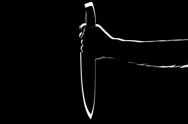 nóż termiczny