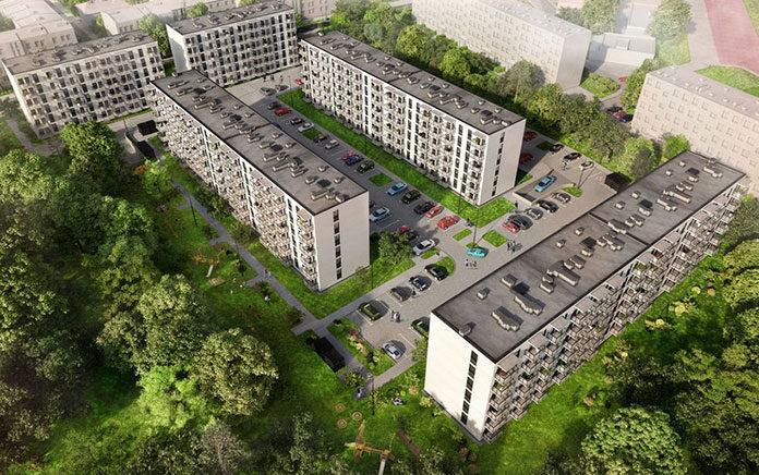Nowe inwestycje mieszkaniowe w Przemyślu