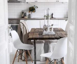 Marzysz o eleganckim i nietypowym stole? Wybierz firmę, która wykona specjalnie dla Ciebie stół Twoich marzeń!