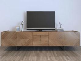 Szafki pod telewizor – nowoczesne rozwiązania