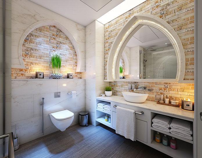 Jak urządzić łazienkę w stylu eklektycznym?