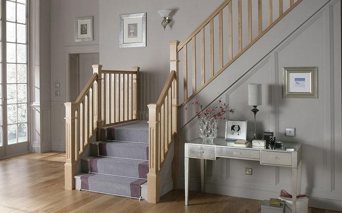 Bukowe, jesionowe czy dębowe - jakie schody wybrać?