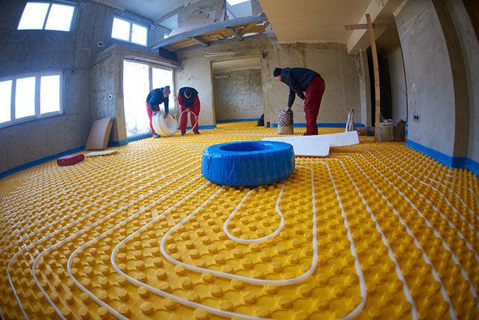 Dlaczego warto zainwestować w ogrzewanie podłogowe?