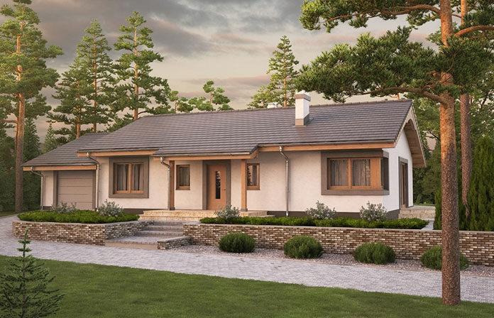 Dlaczego projekty domów parterowych są tak popularne?