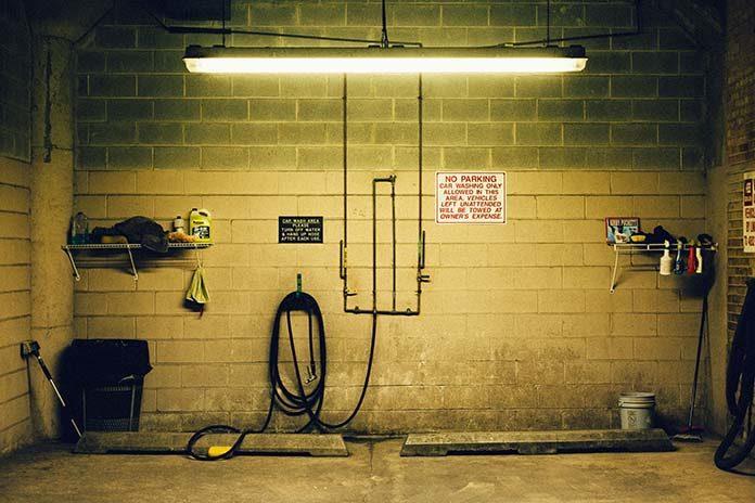W co najlepiej wyposażyć swój garaż?