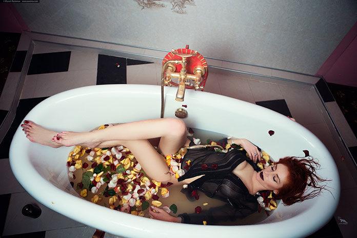 Kąpiel ma wspaniały wpływ na nasze zdrowie