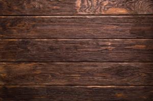 Piękna podłoga drewniana