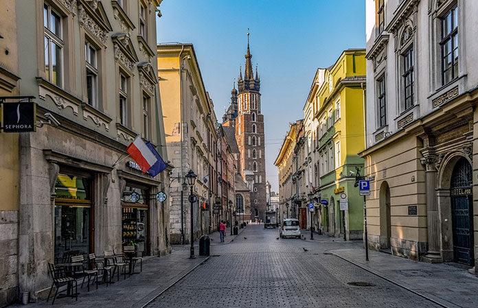 Jakie mieszkania buduje się w Krakowie