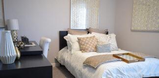 Jak maksymalnie wykorzystać przestrzeń w pokoju sypialnianym