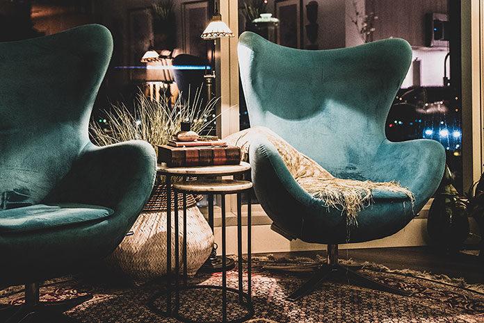 Jak wybrać idealny fotel do salonu