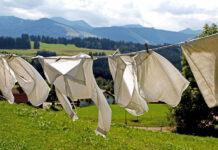 Jak usunąć żywicę z ubrania