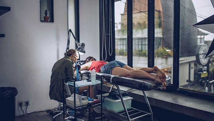Studio tatuażu