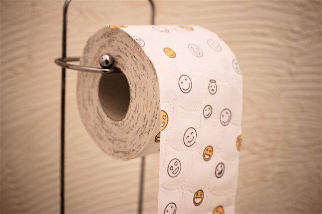Ile papieru toaletowego zużywasz