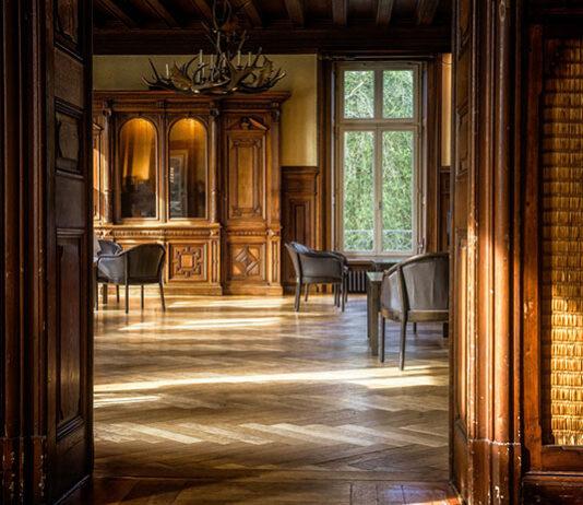 Drewniane podłogi